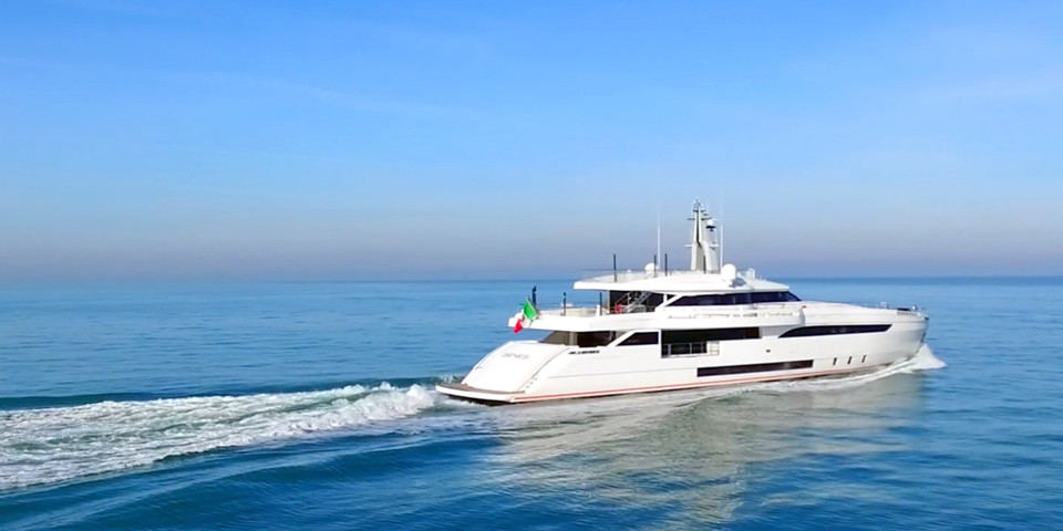 WIDER 150 – First Sea Trials
