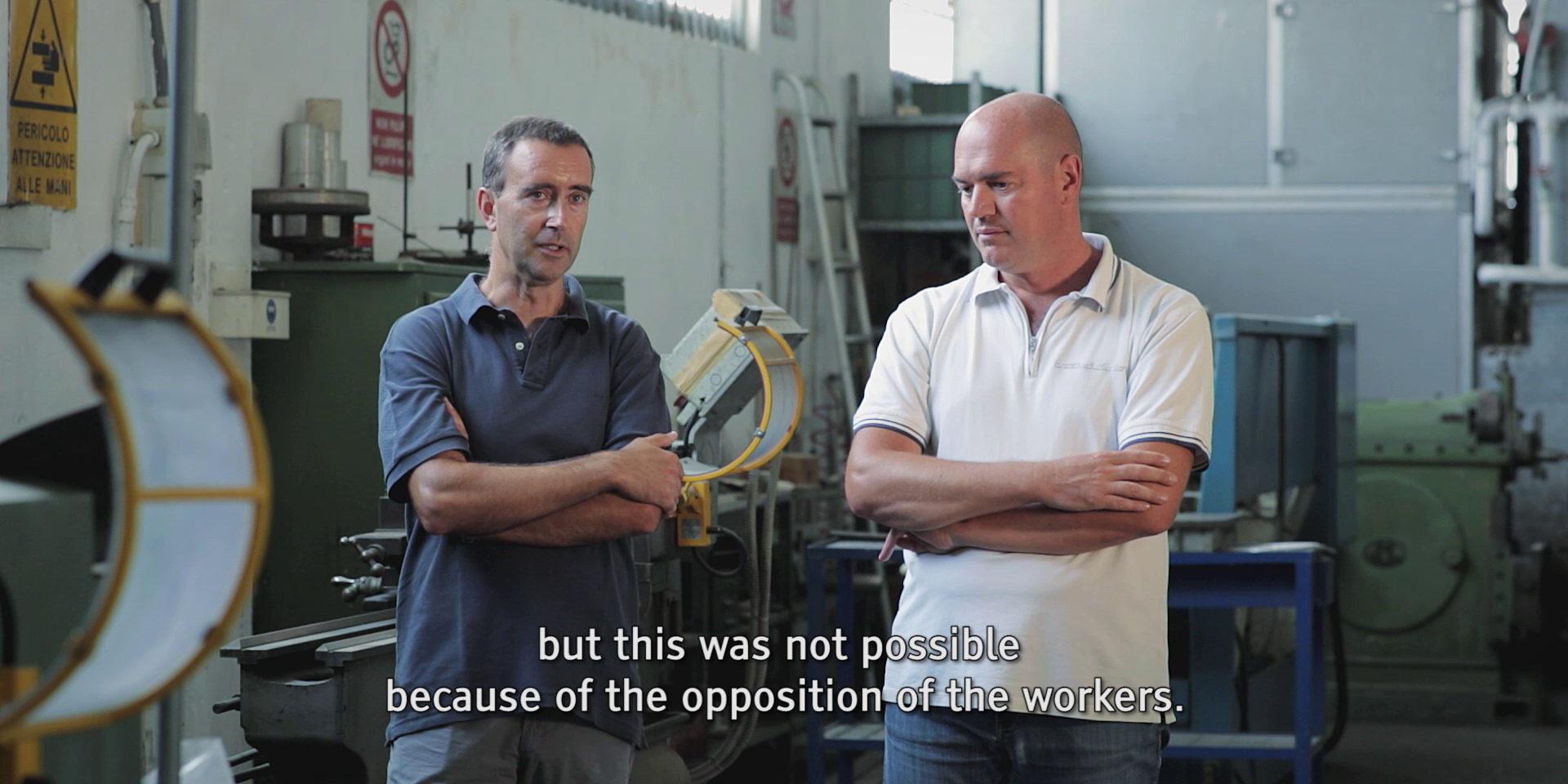 CANTIERI DI PISA – Promotional Documentary