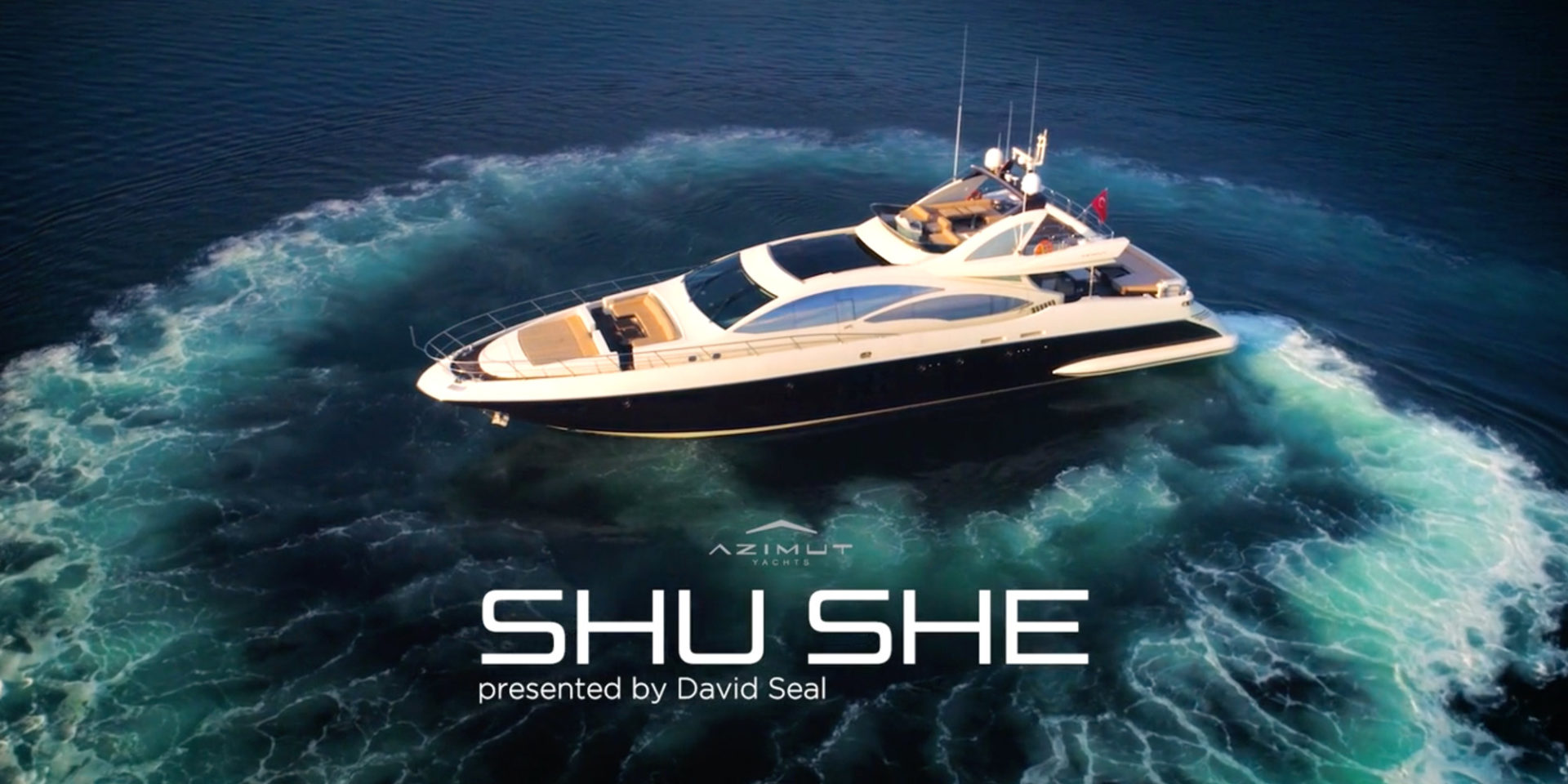 AZIMUT 103S 'SHU SHE' – SHORT DOCUMENTARY