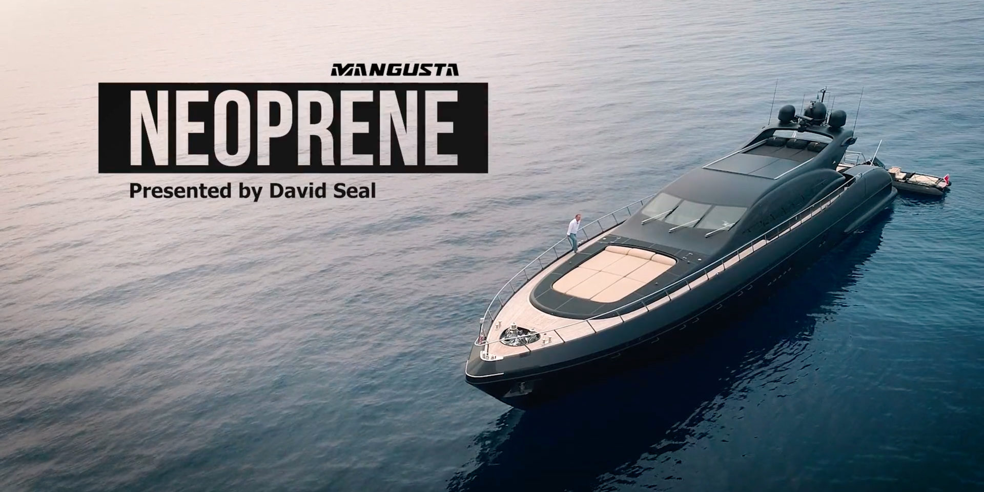 MANGUSTA 108 'NEOPRENE' – SHORT DOCUMENTARY