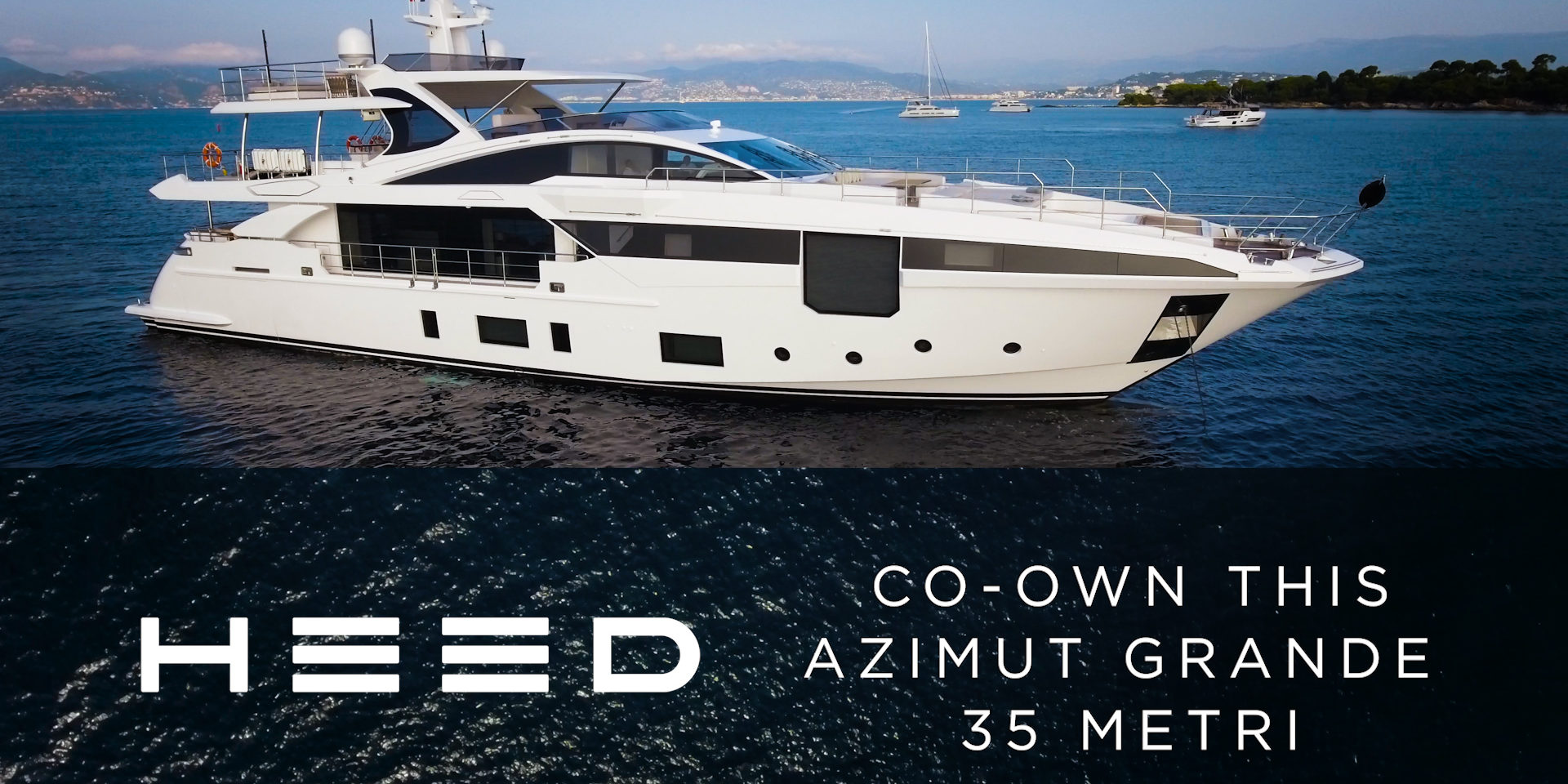 AZIMUT GRANDE 35 'HEED' – SHORT DOCUMENTARY