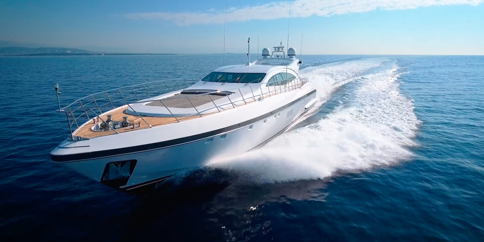 MANGUSTA 108 'VEYRON' – SHORT DOCUMENTARY