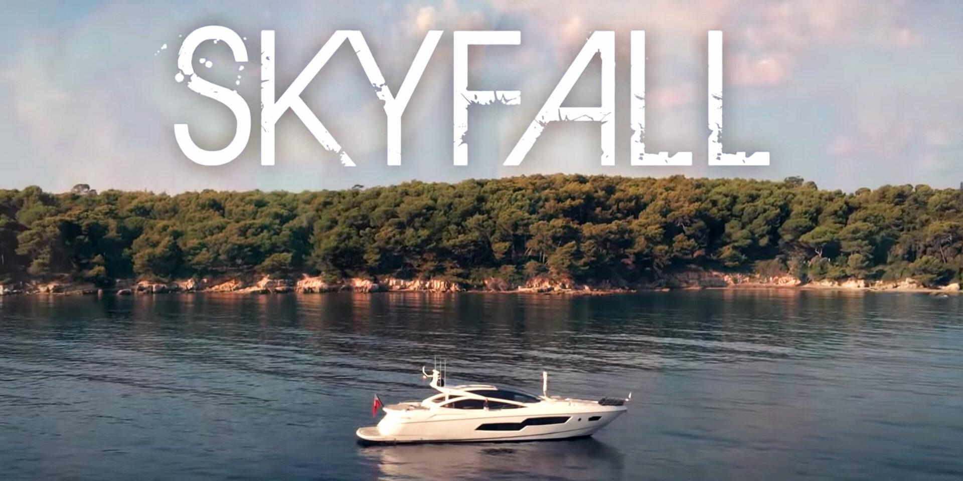 SUNSEEKER 'SKYFALL' – SHORT DOCUMENTARY